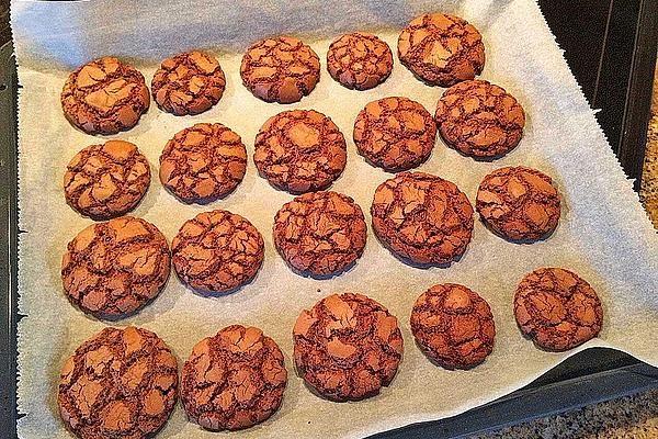 Megaschokoladige Schokokekse von sweetcake84 | Chefkoch