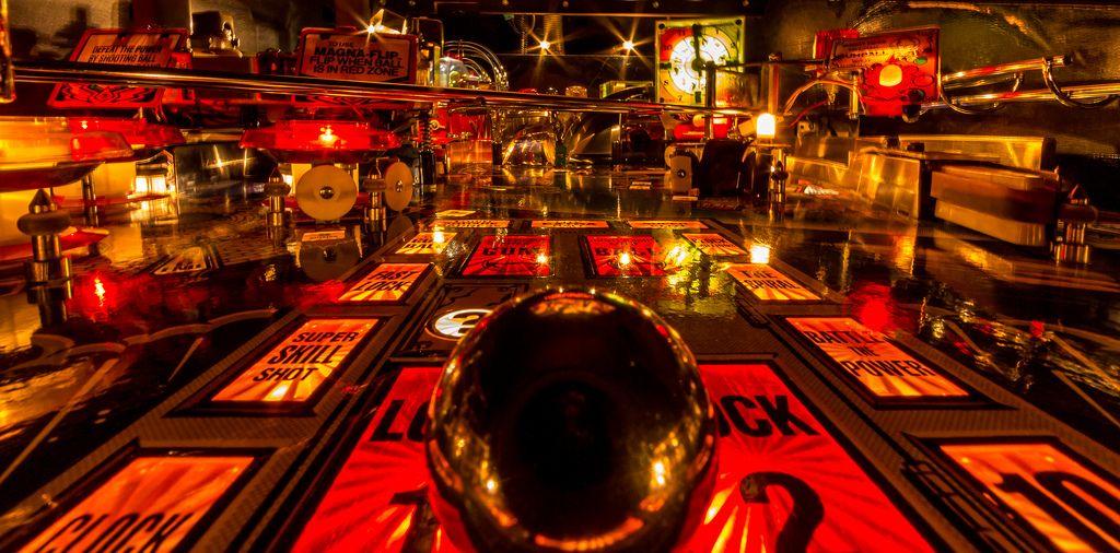 Image result for pinball machine close up Pinball