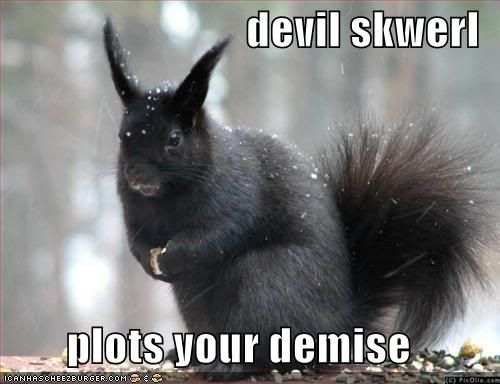 Devil skwerl plots your demise