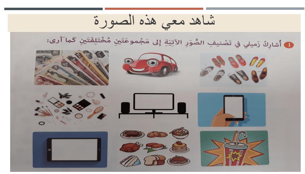 اللغة العربية بوربوينت كتابة احتياجاتي ورغباتي لغير الناطقين بها للصف السابع Gallery Wall Electronic Products Frame