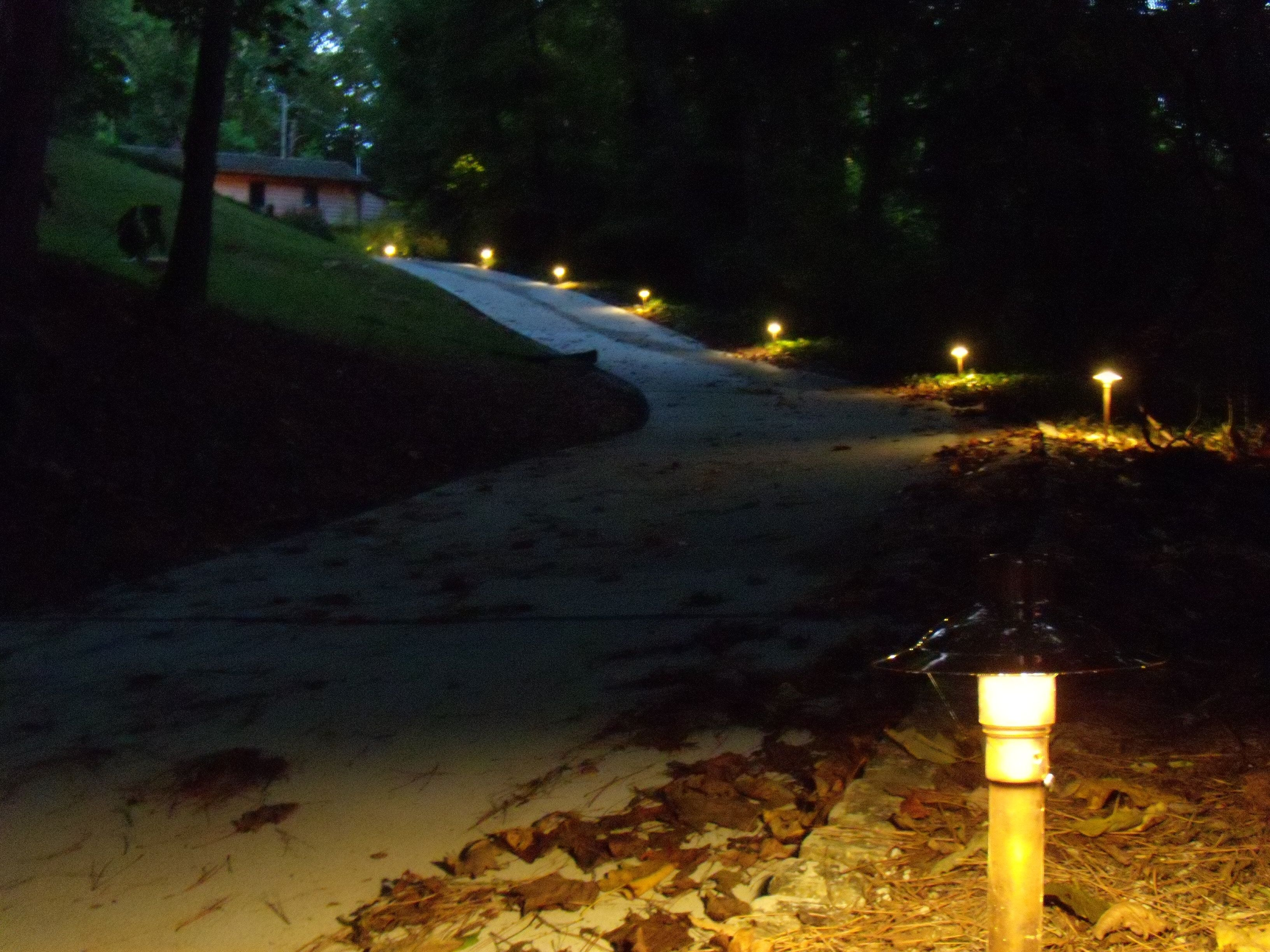 Led Driveway Lighting Fixtures