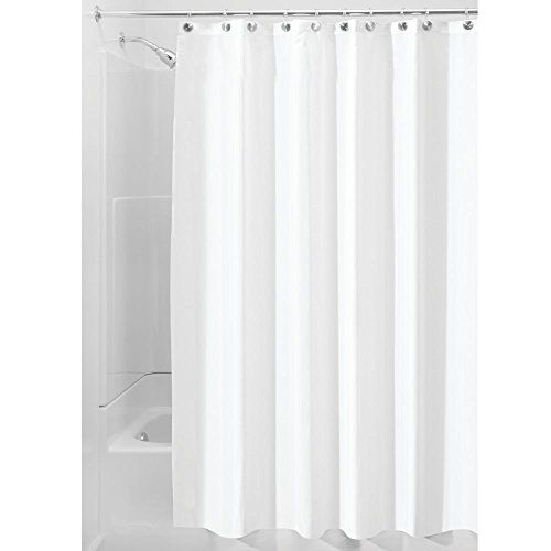 Interdesign Waterproof Mold And Mildew Resistant Fabric Shower