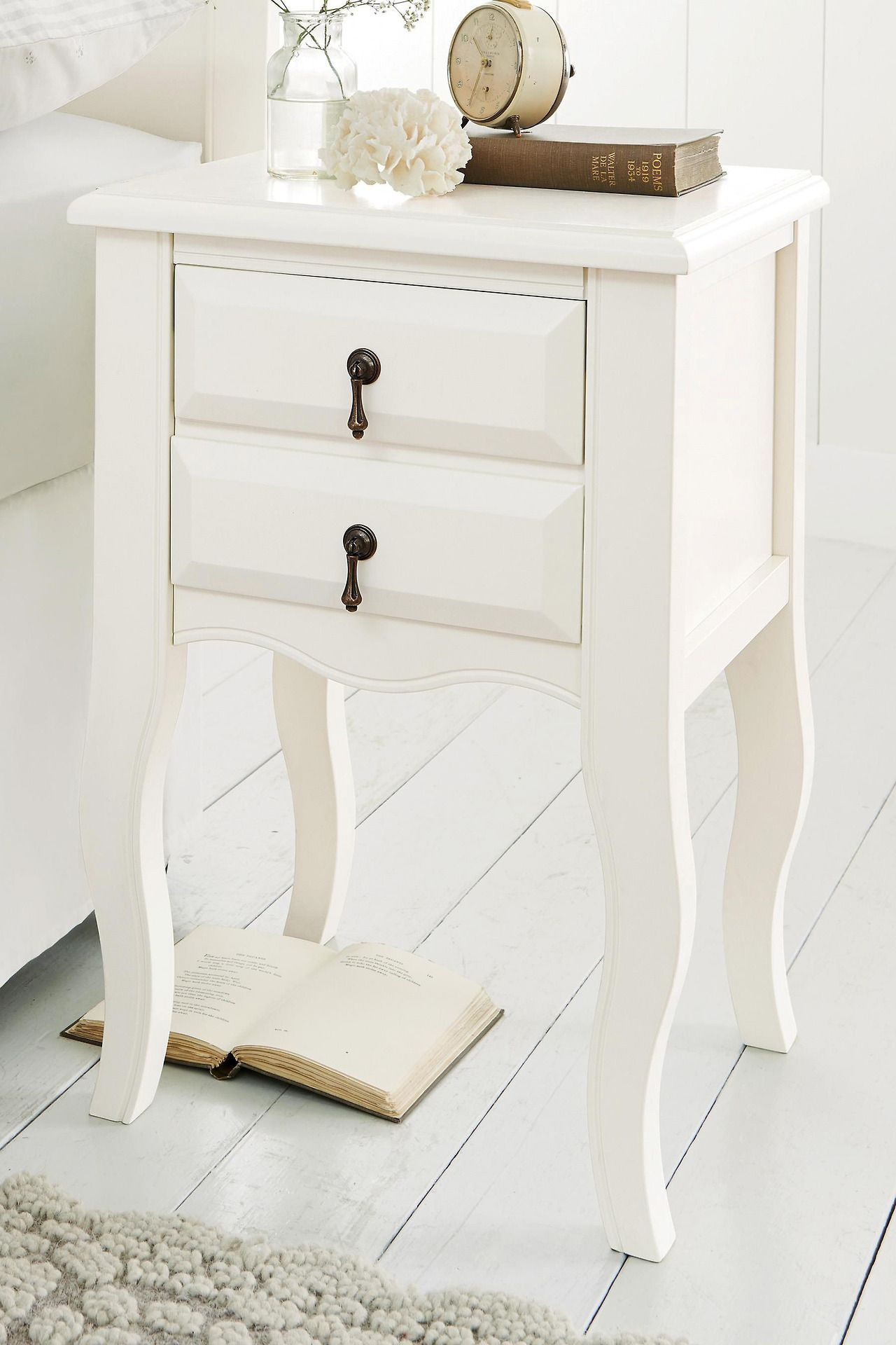 Isabella Tall Bedside Table