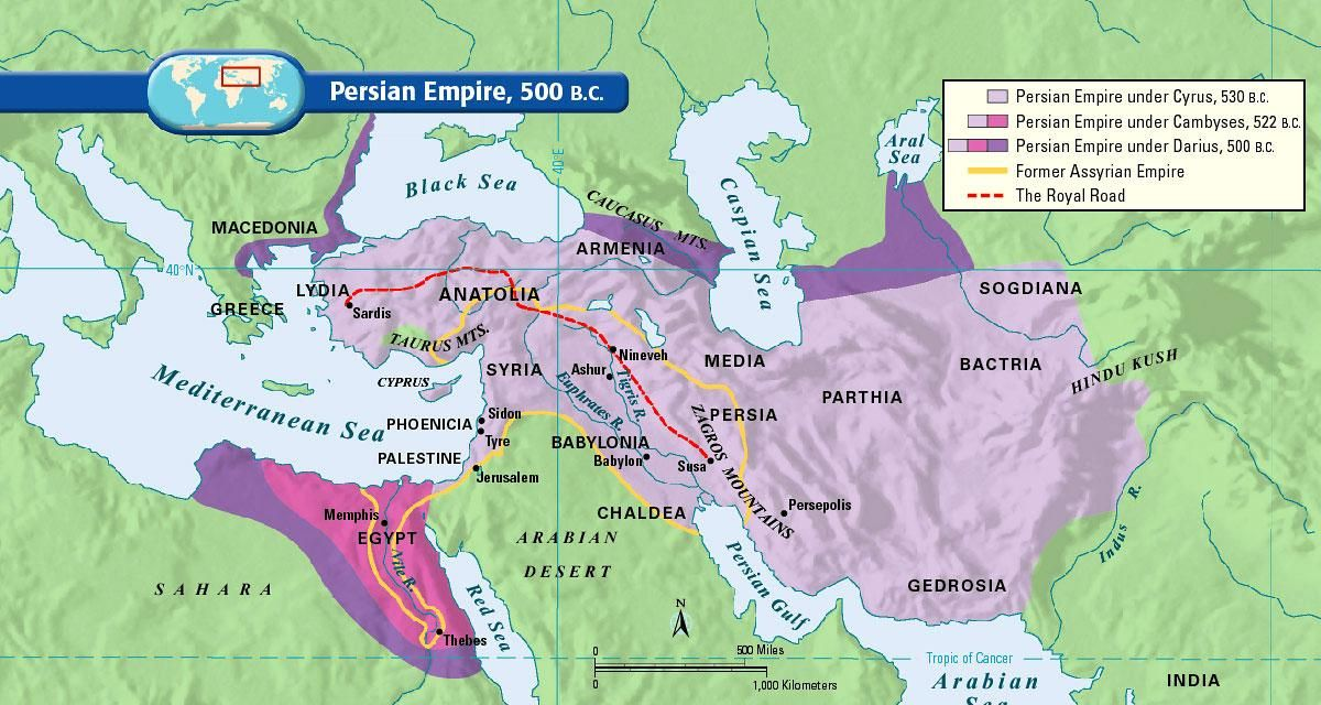 Find Out How Persia Modern Day Iran Is Playing A Part In Biblical Prophecy Get The Latest News On Israel And The Middle Persian Empire Map Ancient Maps Map
