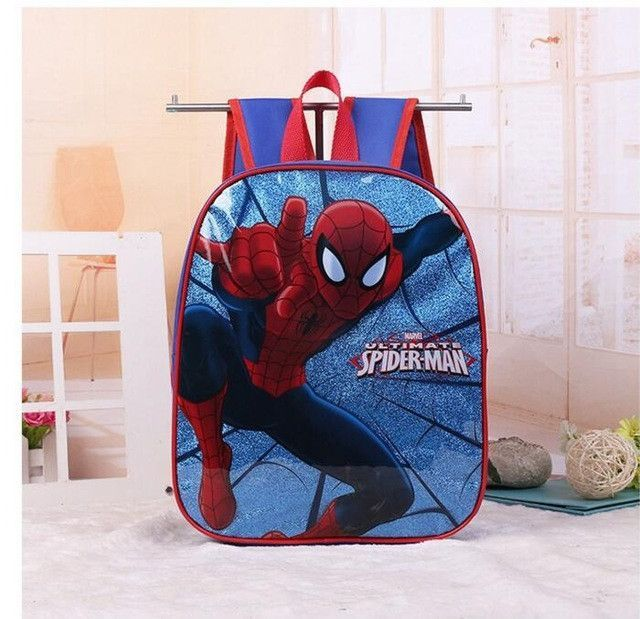 0e5c384d74 Hot Girls cartoon dog schoolbag kids lovely princess sofia backpack Cute  Brand Toddler Kids boys spiderman schoolbags