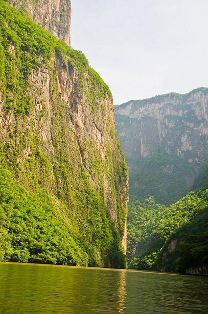 Sumidero Canyon  Chiapas Mexico  Mxico  Pinterest