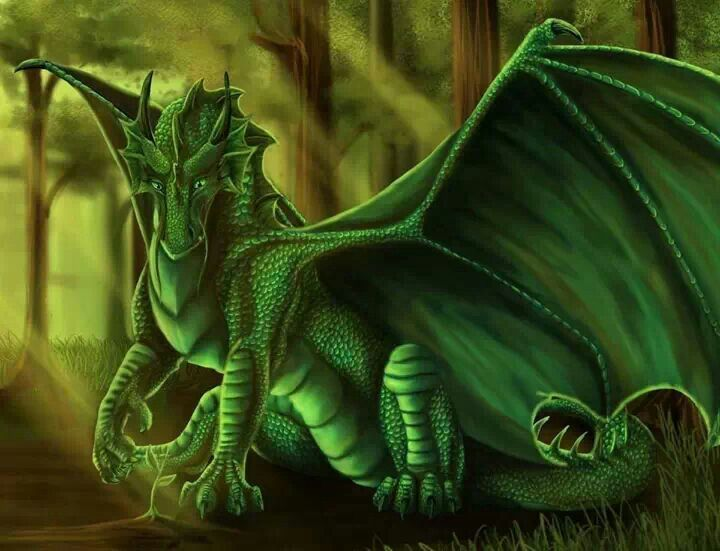 Pin By Parker Addams On Dragons Green Dragon Fantasy Dragon Dragon Cool green dragon wallpapers
