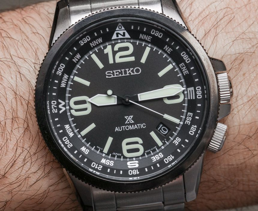 Seiko Prospex SRPA71 Land Automatic Watch Review  b8b78602790