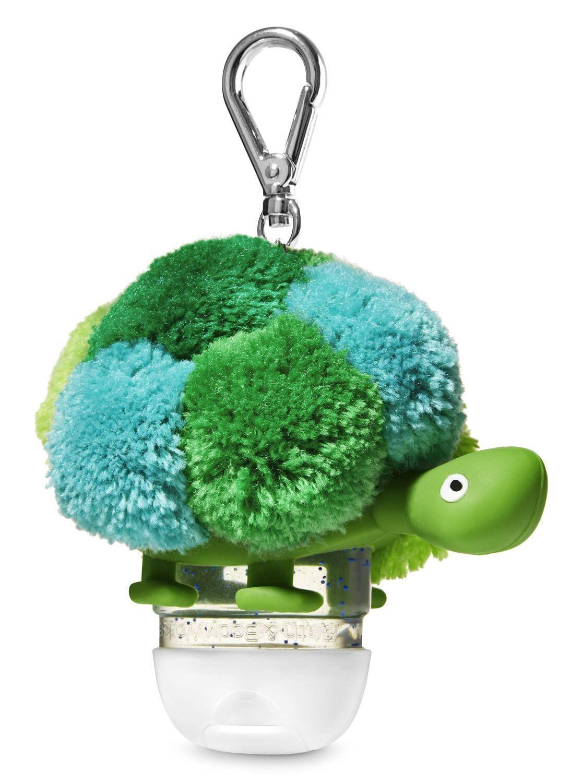 Turtle Pom Pocketbac Holder Bath Body Works Bath Body Hand