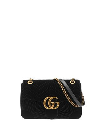 4a48966a949 GG Marmont 2.0 Medium Quilted Shoulder Bag by Gucci at Bergdorf Goodman.