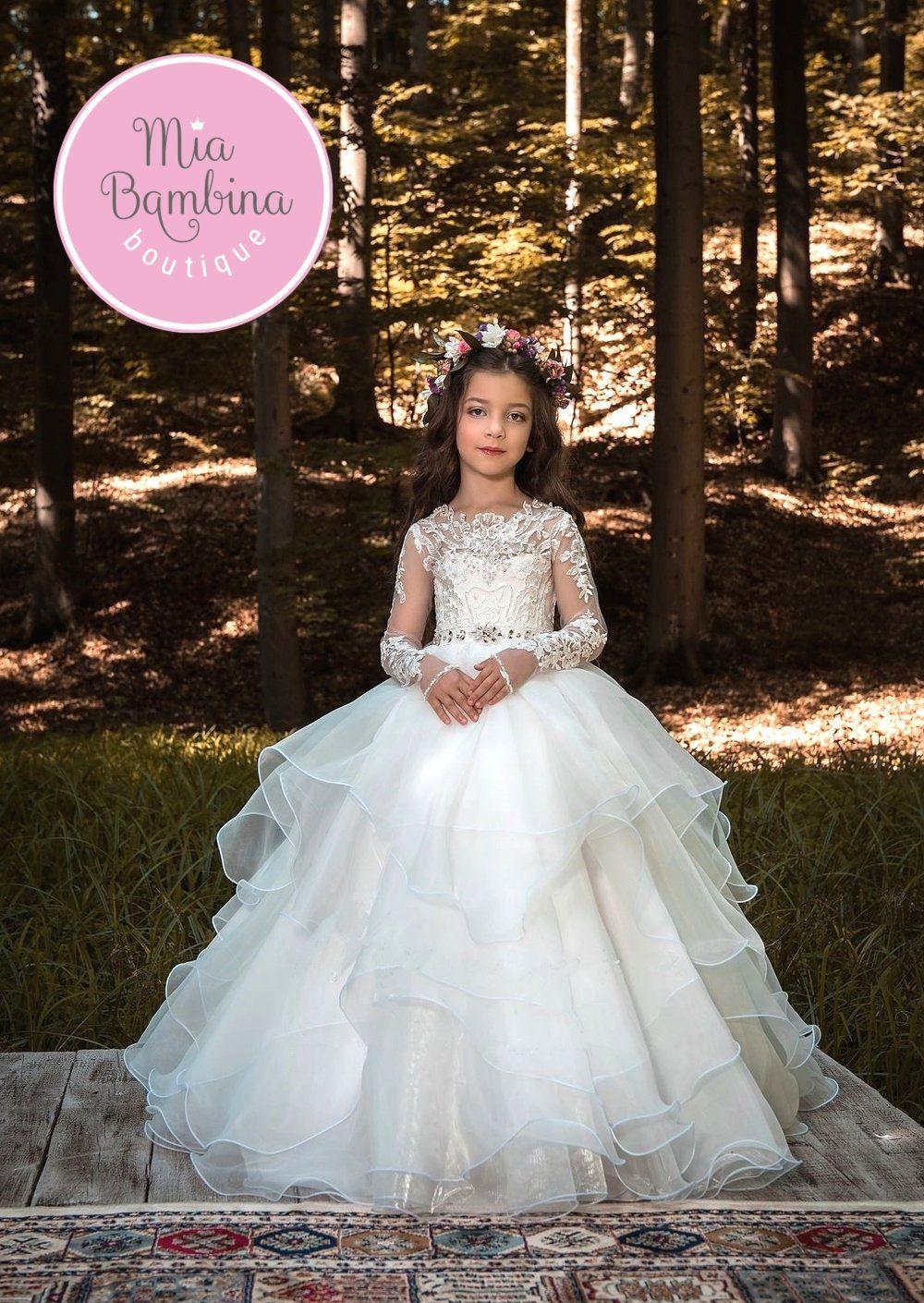 Biella products pinterest girls dresses communion and