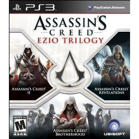 Assassin S Creed Ezio Trilogy On Ps3 For 29 99 Reg 39 99
