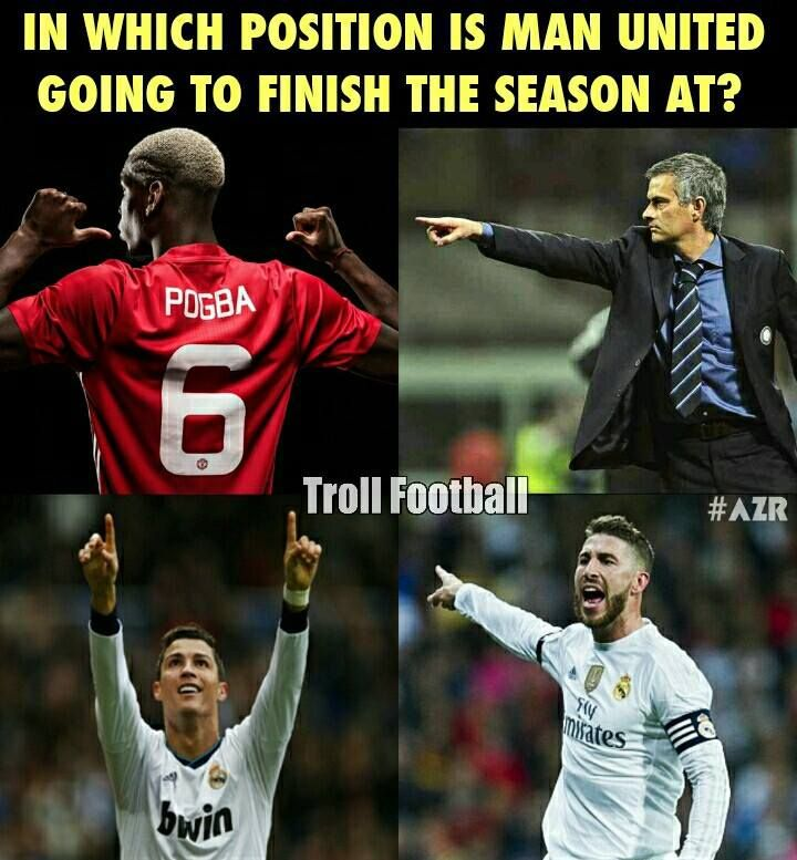 Manchester United Funny Memes