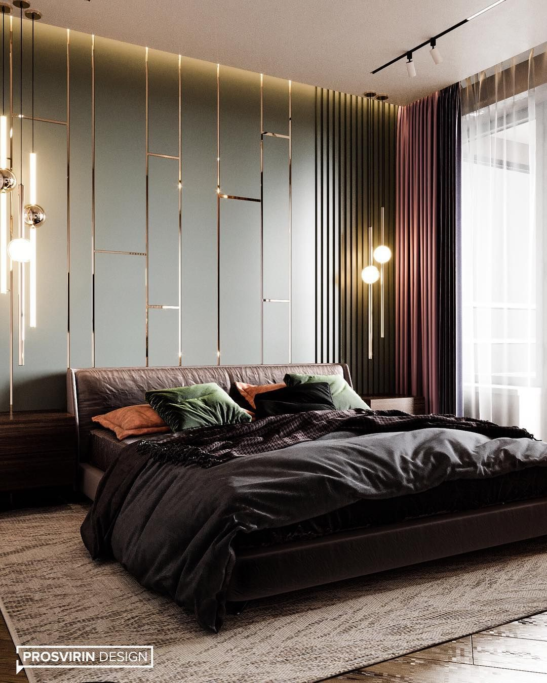 Black Bedroom Furniture Ideas Luxurious Bedrooms Bedroom Interior Bedroom Bed Design