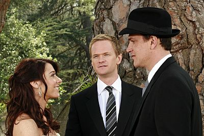Himym Lilly And Marshall Dieser Moment Heiraten How I Met Your Mother