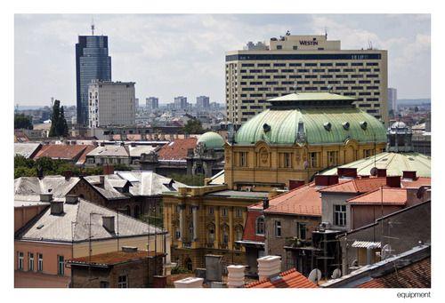 Zagreb Zagreb Taj Mahal Cloud Gate