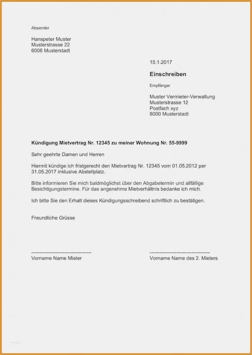 Frisch Otelo Kundigung Vorlage Vorlagen Lebenslauf Wohnungskundigung Lebenslauf