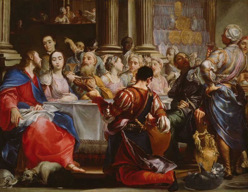 Sermon On The Worst Parable Ever Art Art Institute Of Chicago European Art