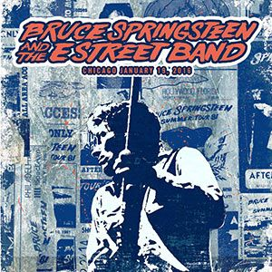 live.brucespringsteen.net - Download Bruce Springsteen & The E Street Band January 19, 2016, United Center, Chicago, IL MP3 and FLAC