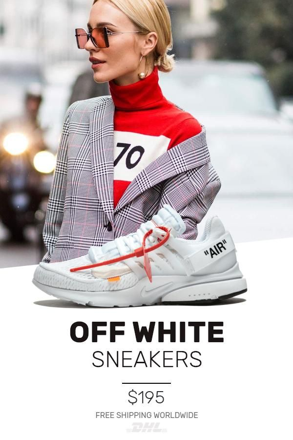 2ce8ee96219 Mens size the best Nike Off-White Air Presto White   OW replica sneakers