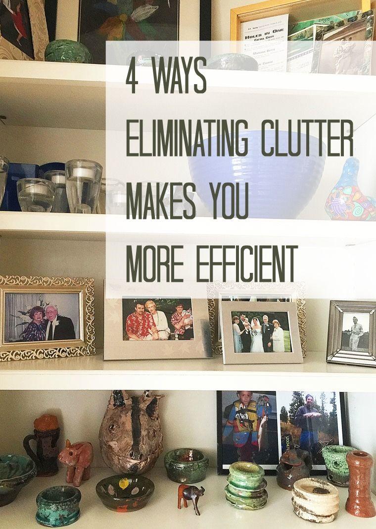 Watch 4 Ways to Declutter video