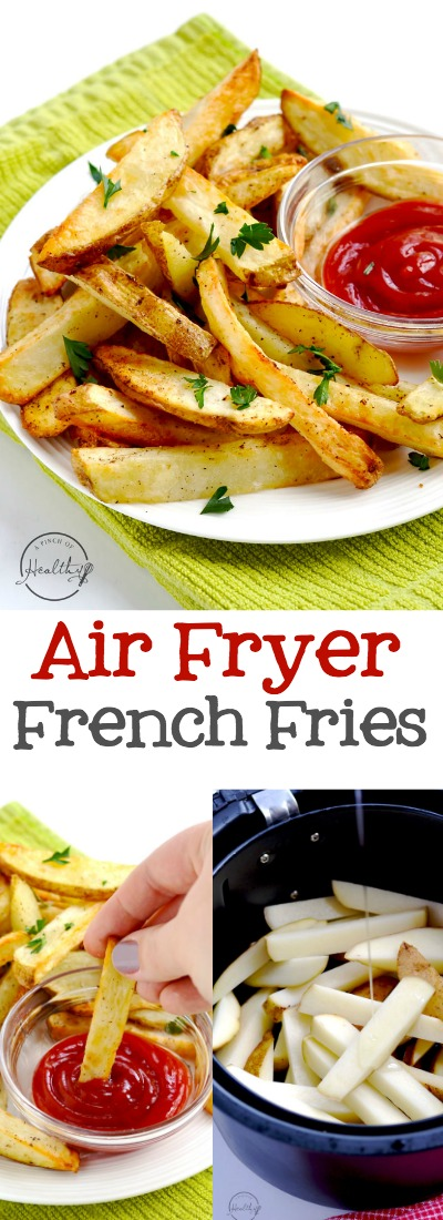 Air Fryer French Fries Recipe Air fryer recipes
