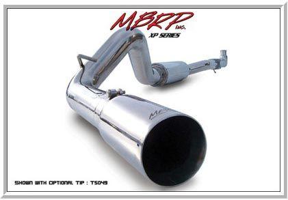 mbrp exhaust system cummins duramax