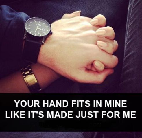 101 Very Short Love Quotes for Him with Cute Images | Hand ...