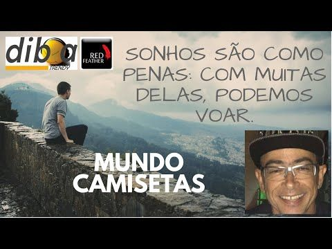 Mundo Camisetas | Tudo sobre elas no Blog - YouTube