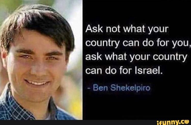 Ask Not What Your Country Can Do For You Ask What Your Country