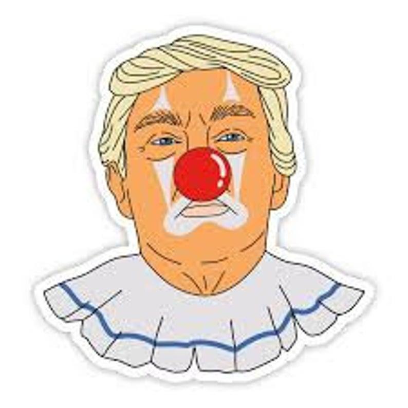 Trump Sticker Etsy Trump Stickers Black Lives Matter Sticker Etsy