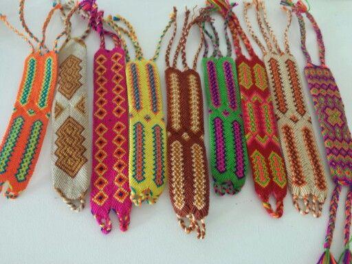 Wayuu Bandjes Crochet Y Macrame Pinterest Tapestry Crochet