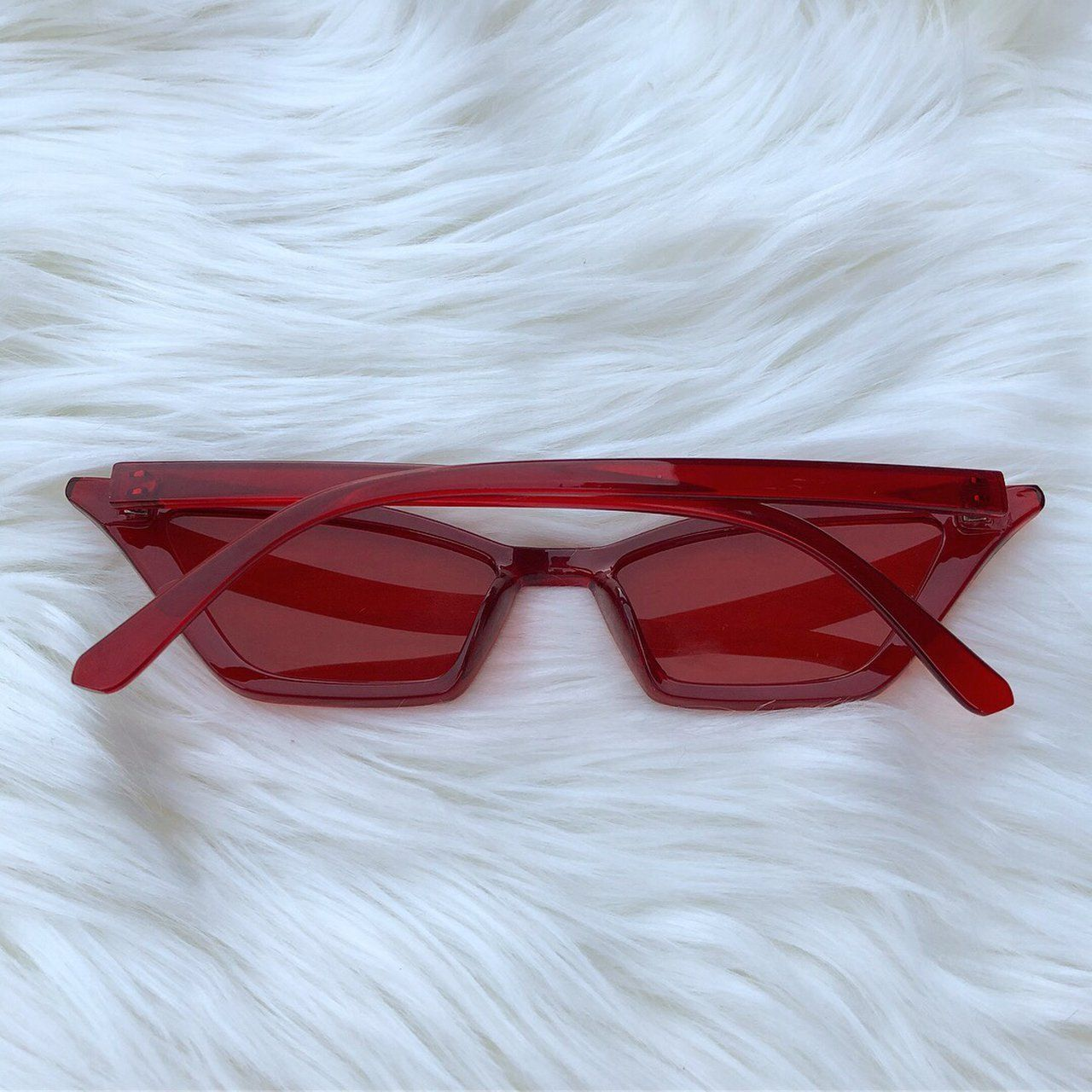 26855a9350408 Gorgeous lucite clear transparent sunnies Brand new never - Depop