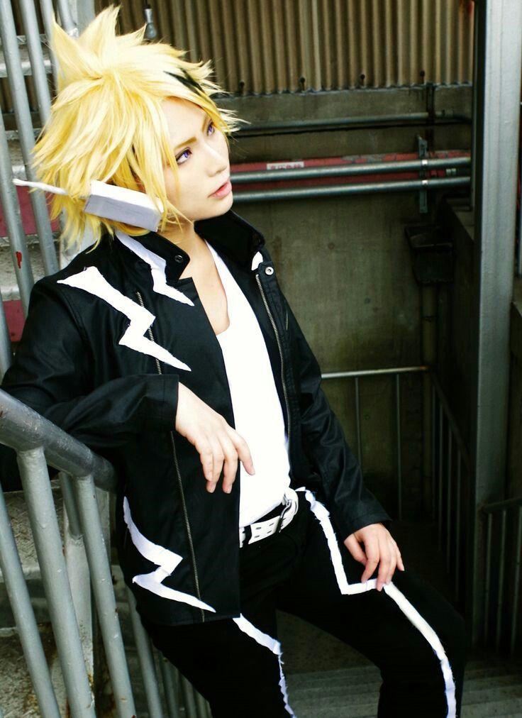 My Hero Academia Kaminari Denki Best Cosplay Cosplay