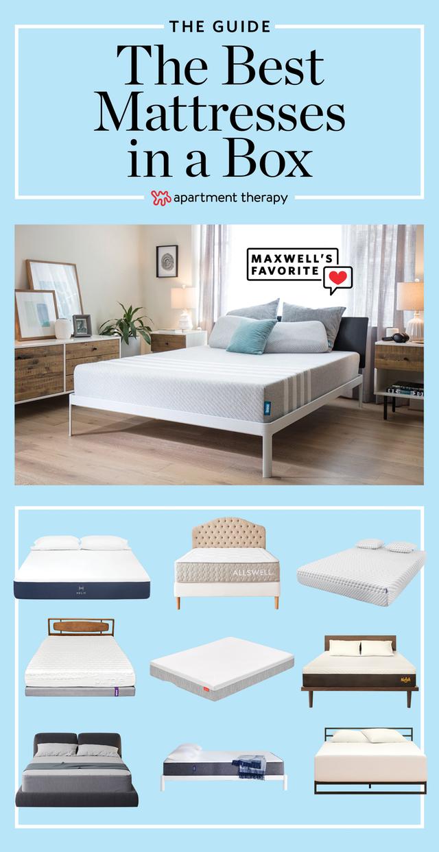Best mattress in a Box Boxed Mattress Reviews