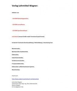 Neuheit- Ausbildung-2012: Mit Vollgas in Die Zukunft: Franzoesisch-Englisch-Deutsch Technisches Woerterbuch Kfz Mechatronik / Elektronik / Technik (Amazon Kindle Reader)