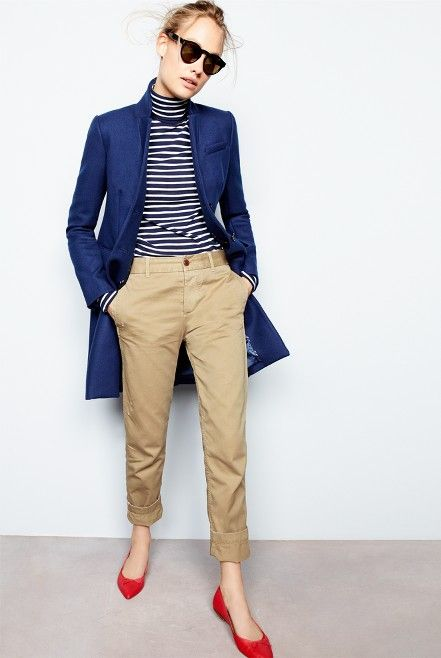dc1c9c5a4071 Women's Clothing - Looks We Love - J.Crew | Fashionista in 2019 ...