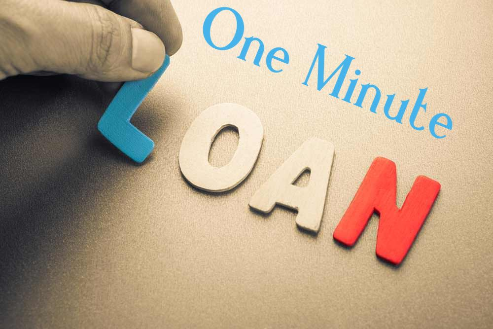 One Minute Loans Get Instant Decision Cash Loans Online Loans For Bad Credit Small Business Loans Business Loans