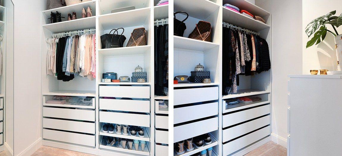 Mucho estilo en pocos metros Walk in closet, Minis and Blog - Ideas Con Mucho Estilo