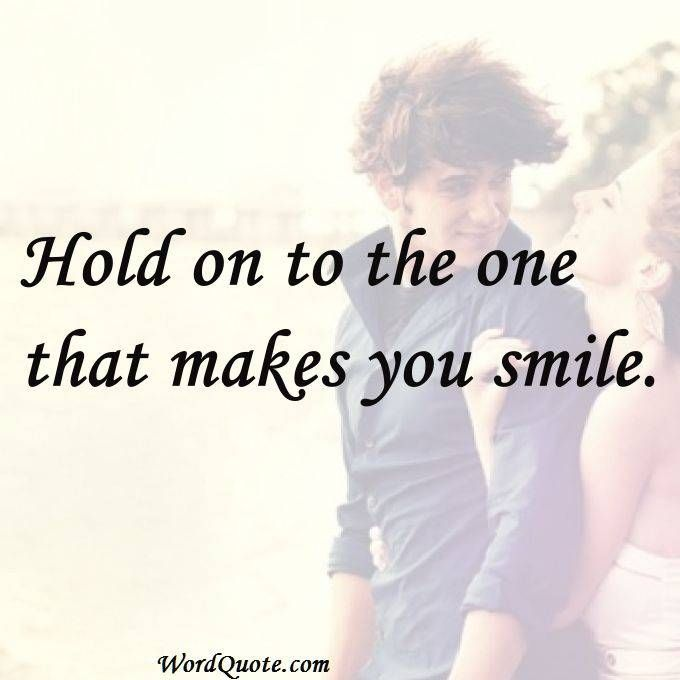 Happy Love Quotes New Happy Love Quotes To Make You Smile Word Quote Famous Quotes