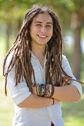 Celebrity News Latest Celeb News Celebrity Gossip Jason Castro American Idol Dreadlock Hairstyles For Men
