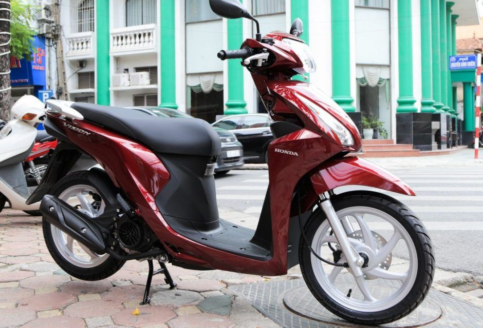Buying A Motorbike In Da Nang See Details At The Wire Xe đẹp Honda Du Lịch