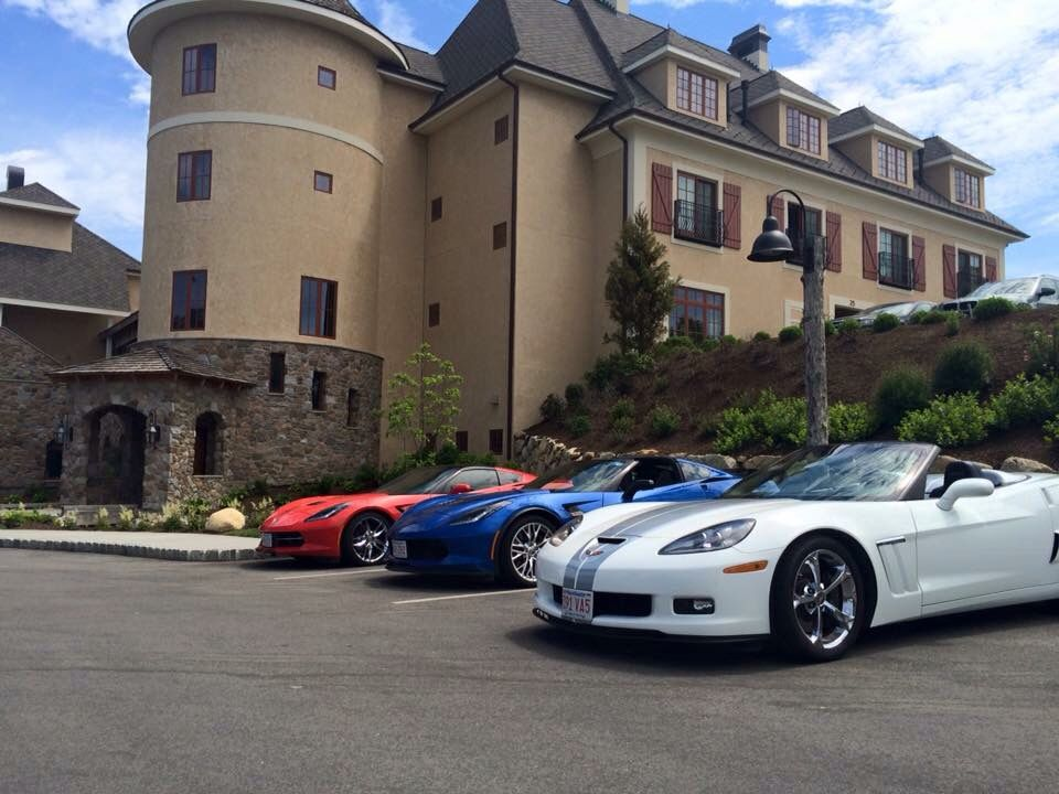 Our Inaugural Guided Tour To The Incredible Mirbeau Inn Spa At The Pinehills Already Can T Wait To Do It Again On July 5 Corvette The Incredibles Tour Guide