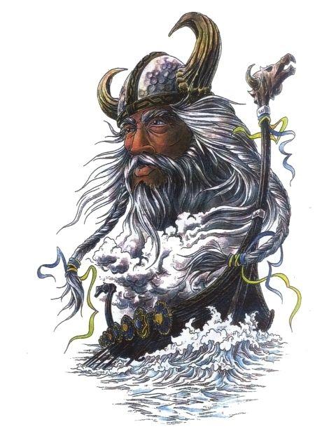 Viking Head And Viking Ship Tattoo Tony S Tattoo Gallery Rune