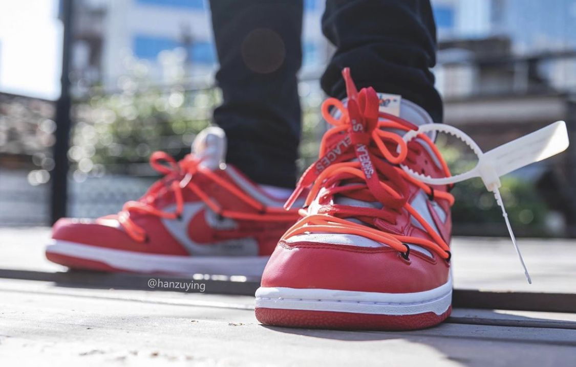 UNIVERSITY RED SHOES | Nike