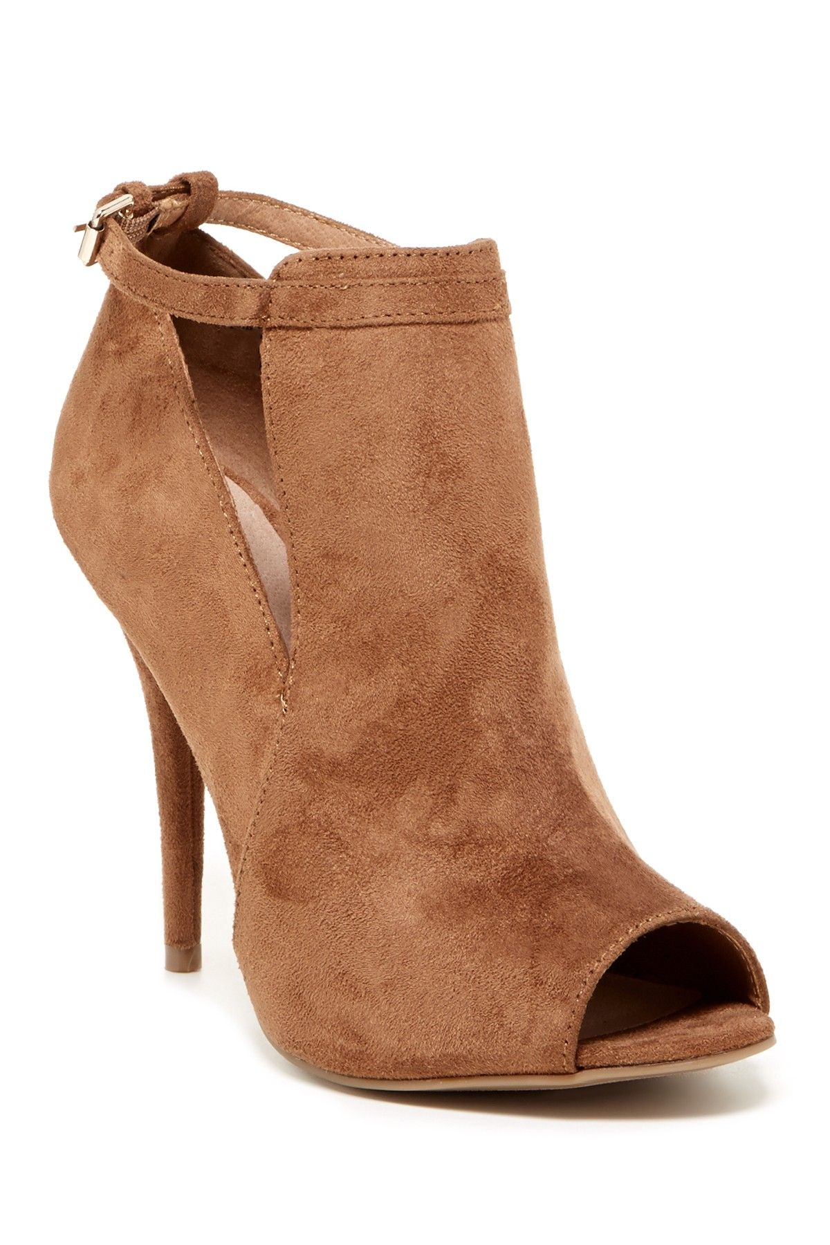 6b1436bc Dalula High Heeled Bootie | Fall fashion | Pinterest | Zapatos, Tacones y  Botín