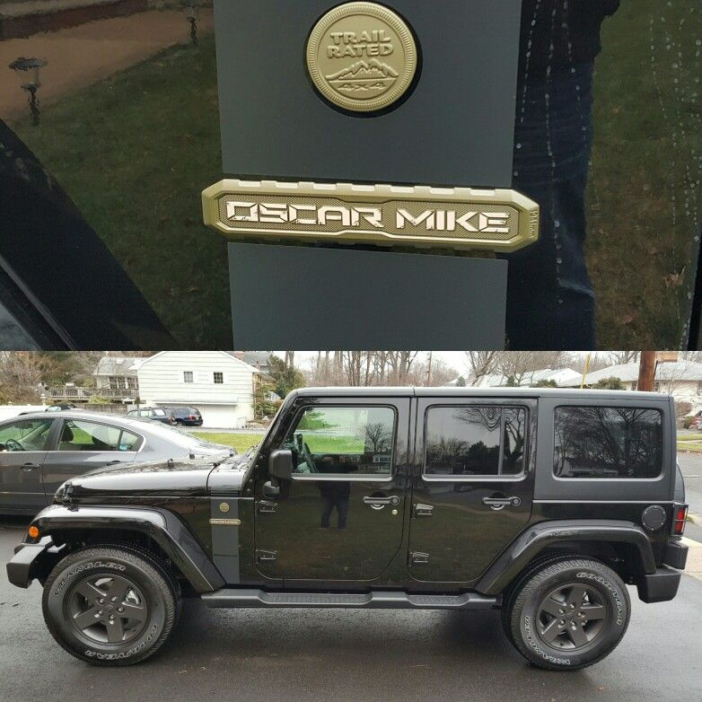 The Oscar Mike Jeep Wrangler S Of New Jersey Jeep Jeep
