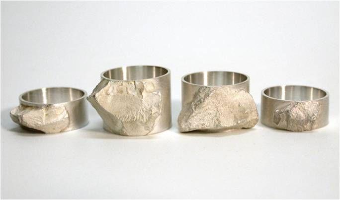 stunning rings  by VERED KAMINSKI-ISRAEL