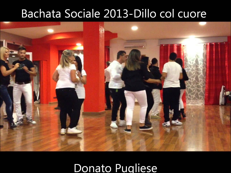 Bachata in cerchio 2014 Ballo Sociale RAGAZZI DEL BALLO LIBERO