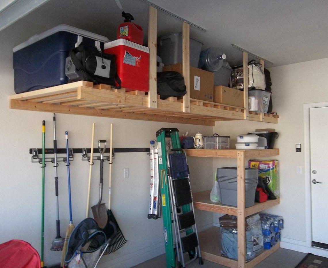 Miraculous Creative Diy Garage Shelf Ideas That Will Amaze You Diy Download Free Architecture Designs Ogrambritishbridgeorg